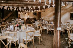 Rustykalne wesele w Dolinie Cedronu 19