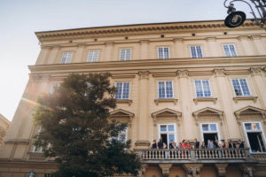 Stylowe wesele w Hotelu Starym i ślub w Pałacu Pod Baranami 29