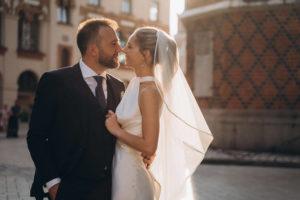 Stylowe wesele w Hotelu Starym i ślub w Pałacu Pod Baranami