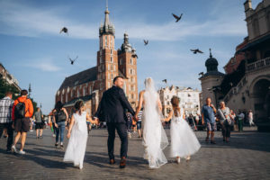 Stylowe wesele w Hotelu Starym i ślub w Pałacu Pod Baranami 31