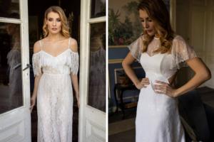 Suknie ślubne Patricia Szlażko