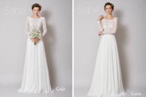 Suknie ślubne SABE 4