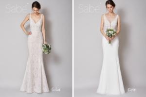 Suknie ślubne SABE 6