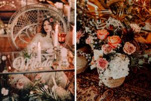 Boho Glamour Wesele Dworzyszcze Wola Cherry Marry Wedding Planner 38