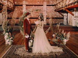 Boho Glamour Wesele Dworzyszcze Wola Cherry Marry Wedding Planner 20