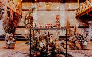 Boho Glamour Wesele Dworzyszcze Wola Cherry Marry Wedding Planner 55