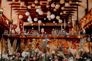 Boho Glamour Wesele Dworzyszcze Wola Cherry Marry Wedding Planner 39