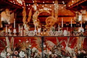 Boho Glamour Wesele Dworzyszcze Wola Cherry Marry Wedding Planner 42