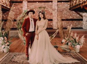 Boho Glamour Wesele Dworzyszcze Wola Cherry Marry Wedding Planner 4