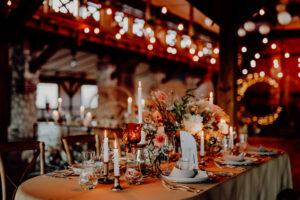 Boho Glamour Wesele Dworzyszcze Wola Cherry Marry Wedding Planner 48