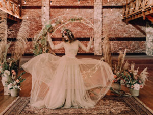 Boho Glamour Wesele Dworzyszcze Wola Cherry Marry Wedding Planner