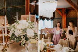 Boho glamour wesele wedding planner Krakow 23